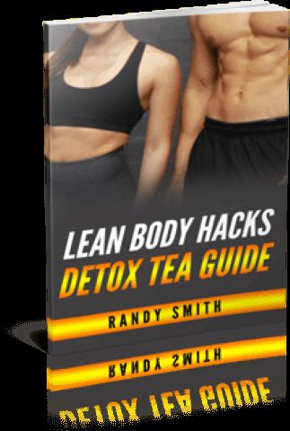 Lean Body Hacks Detox Tea cover