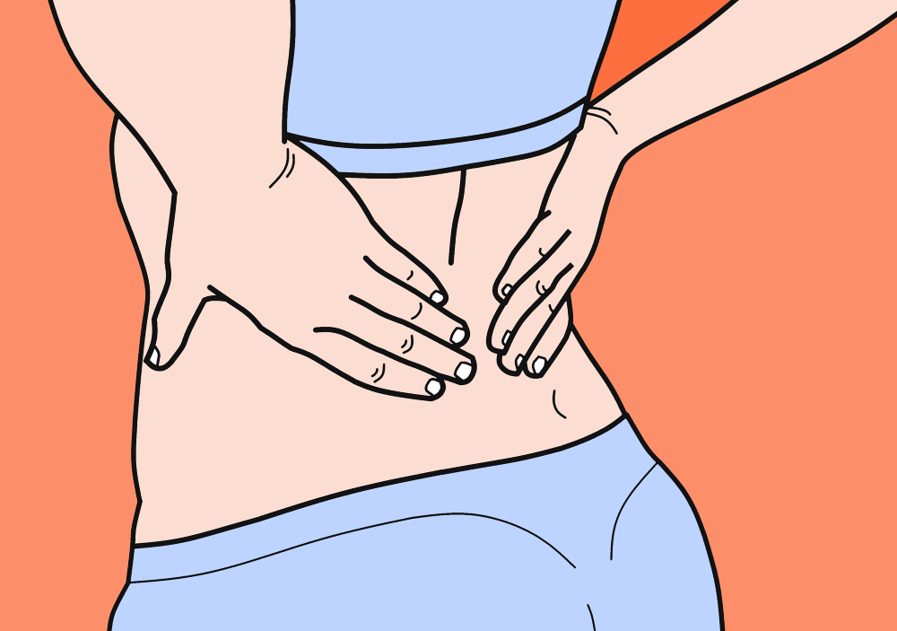Sciatica & Back Pain Self-Treatment