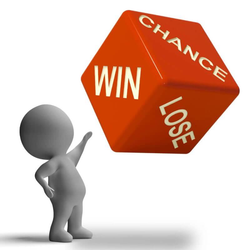 WIN Change lose icon