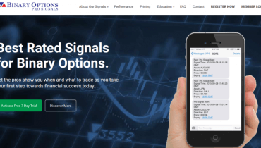 binary options pro signals opinioni publik