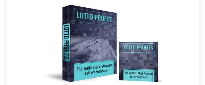 Lotto Profits book cover