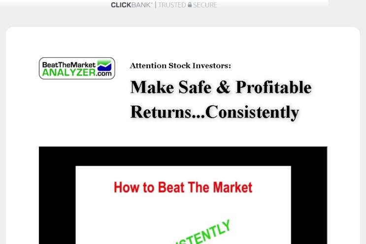 beat market analyzer review