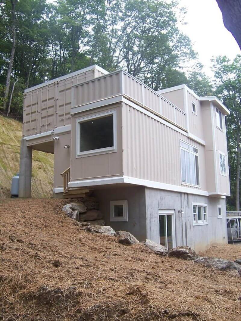 beautiful container home - Build Container Home