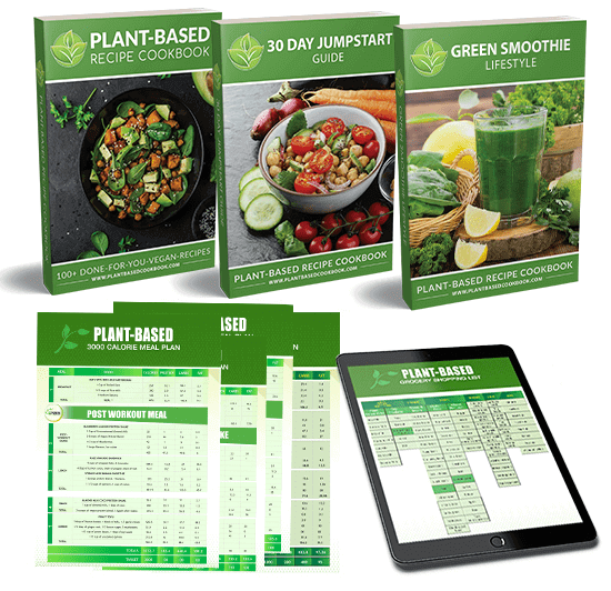 Plant-Based Recipe Cookbook