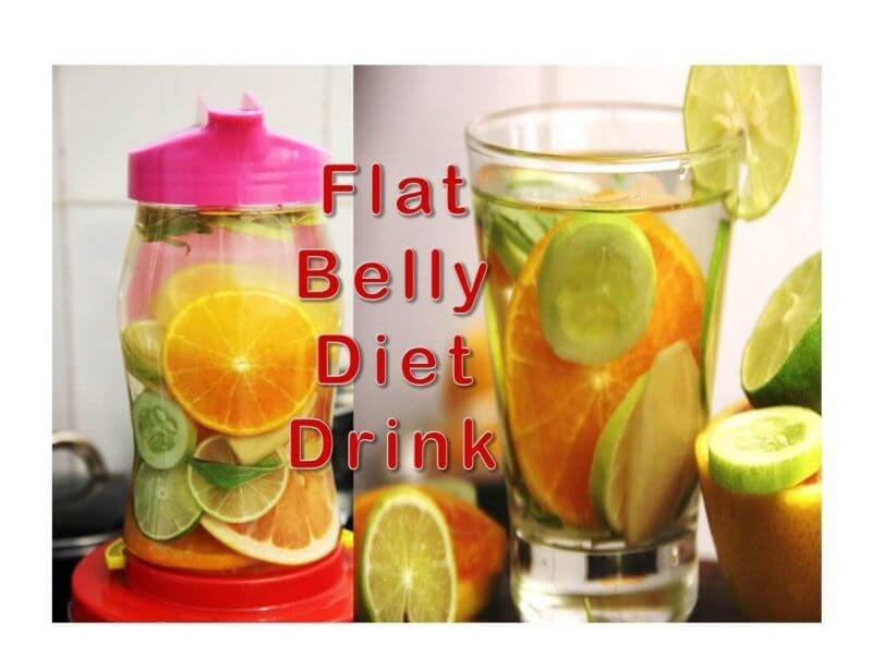 fflat belly diet drink