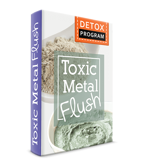 toxic metal flush cover