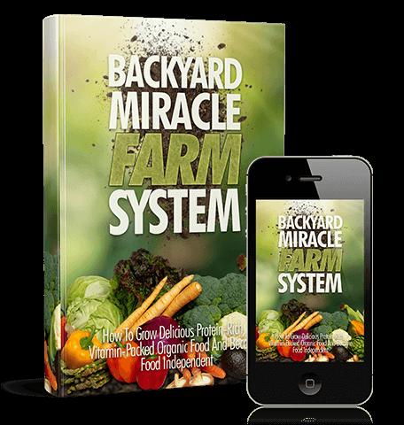 backyard miracle farm cover