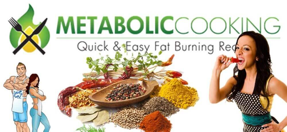 metabolic cooking review poster