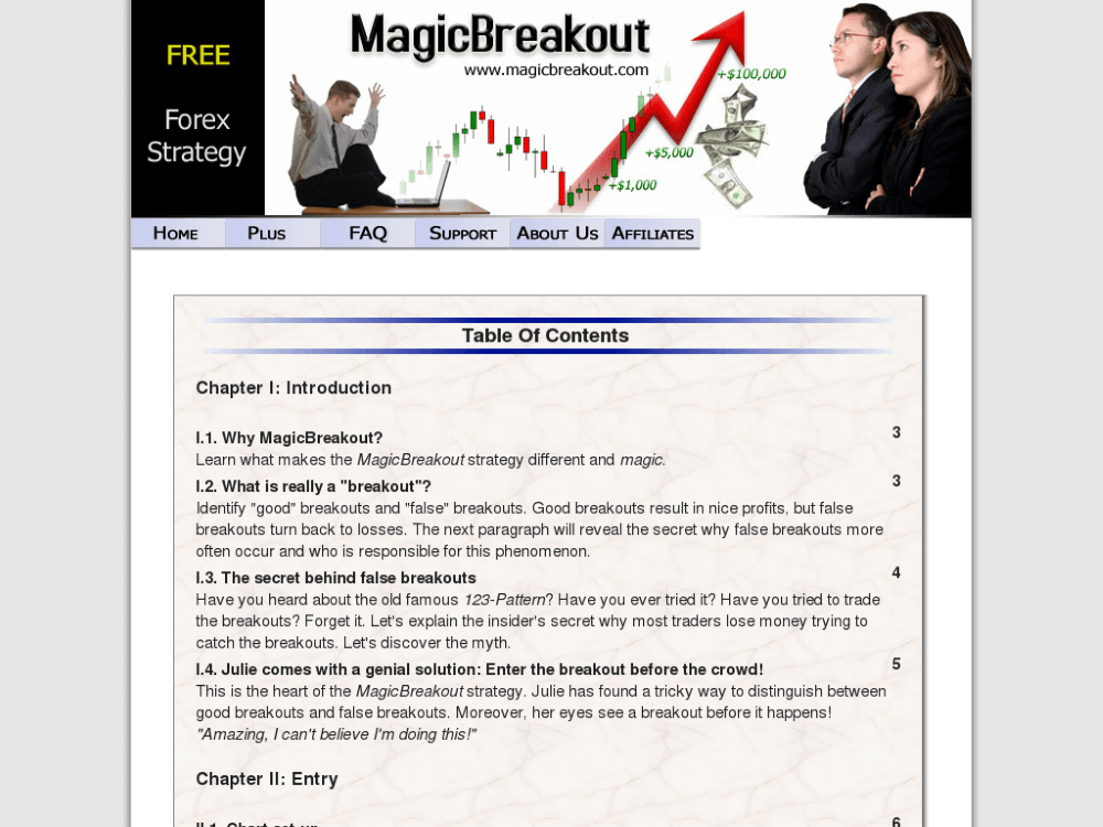 magicbreakout review
