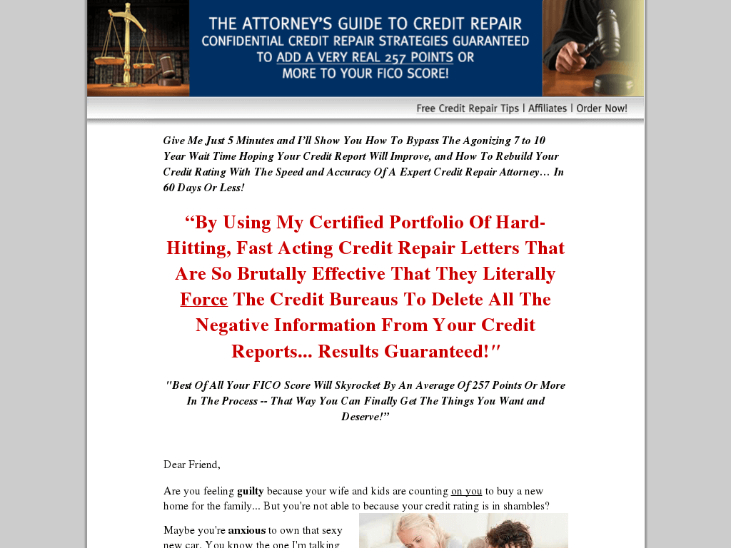 credit repair review