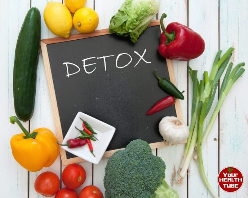 FROOT AND VEGATABLES THAT ARE USED IN DIET DETOX