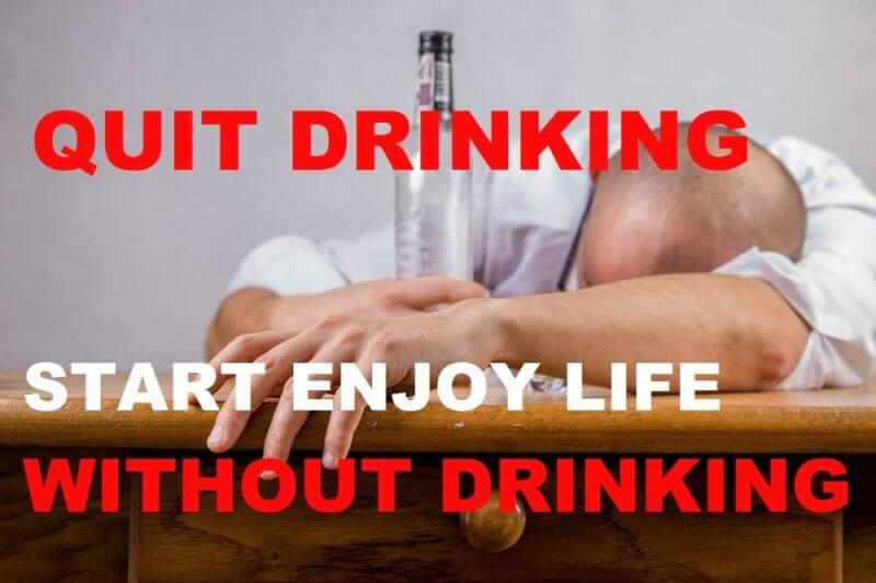 quit drinking and enjoy life