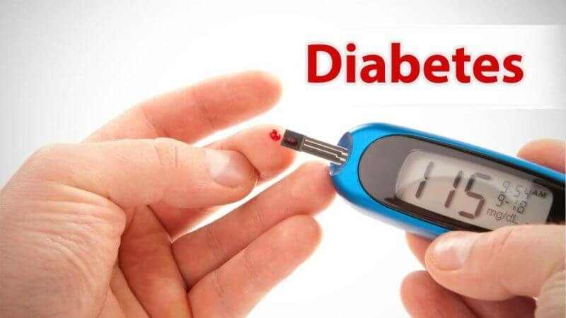 diabetes measuring device