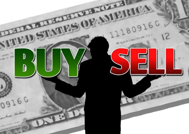 buy and sell in forex