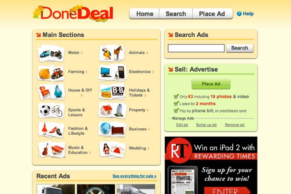 done deal review