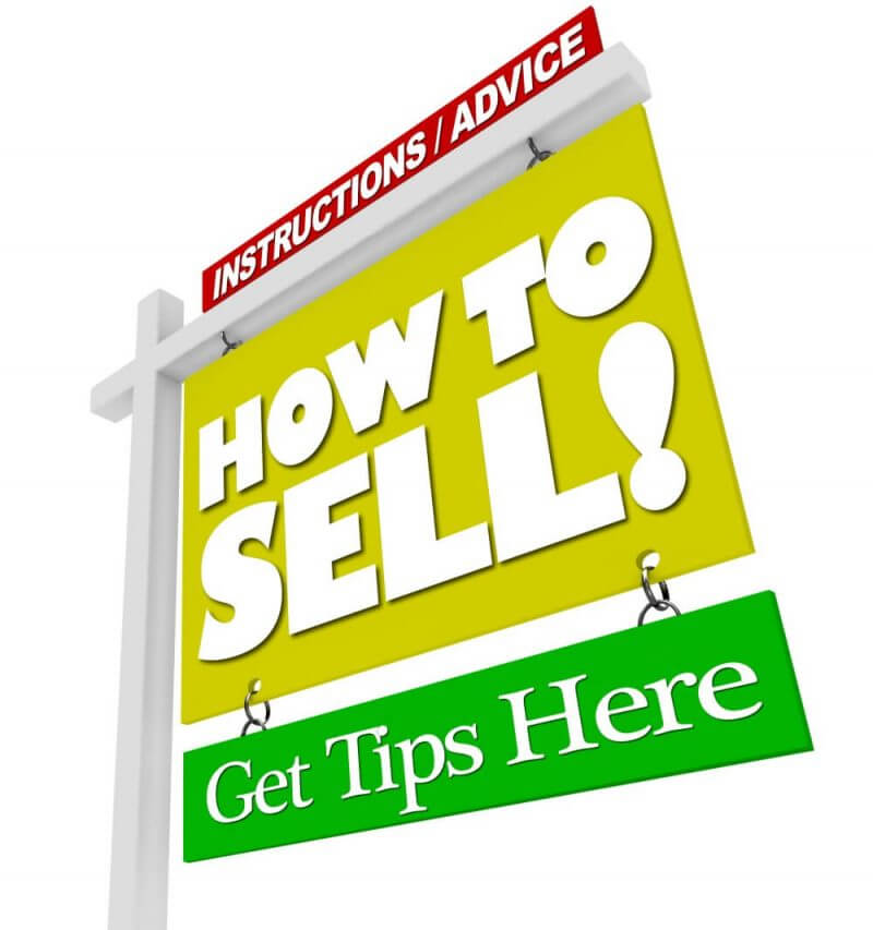 how to sell tips