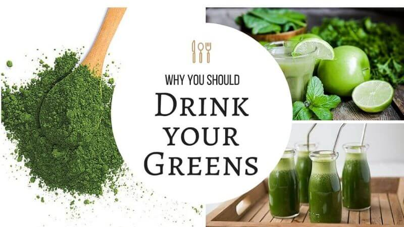 drink your greens