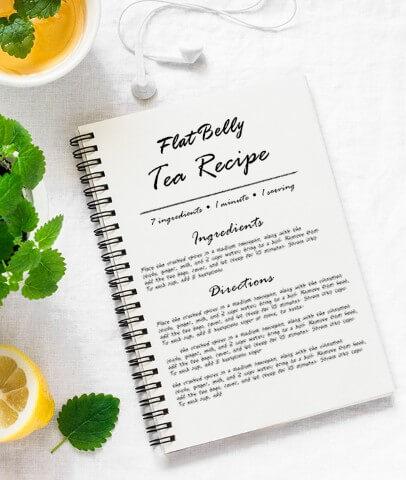 Tone Your Tummy tea recipe