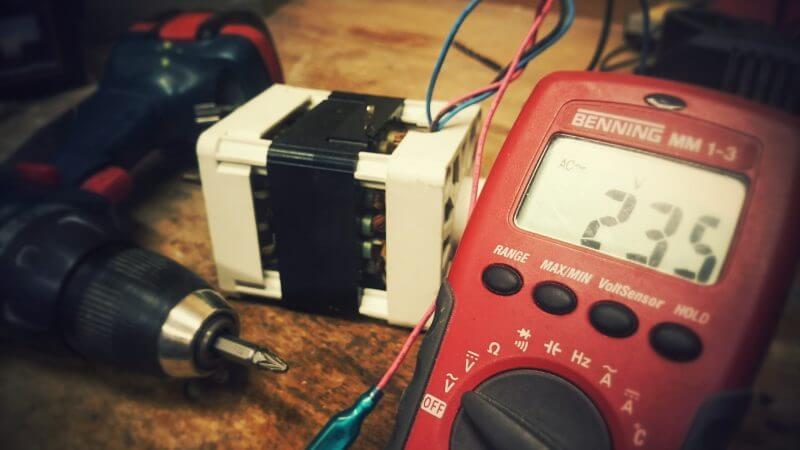 current detector