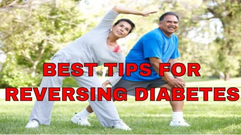 tips for reverse diabetes