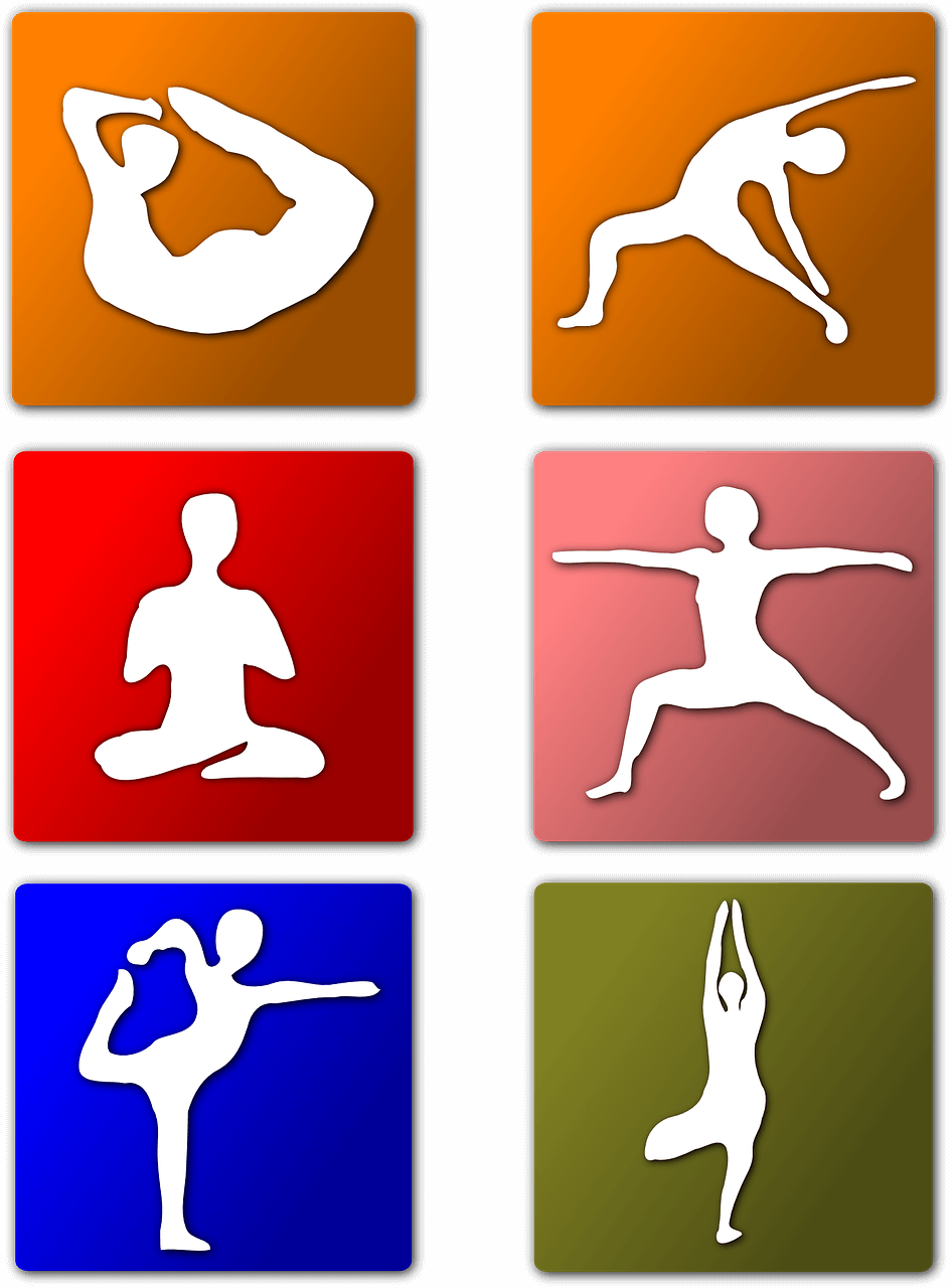 different exercise skill