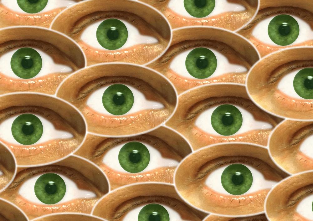 many eyes