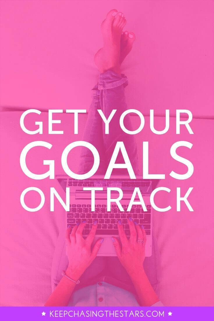 get your goals on track