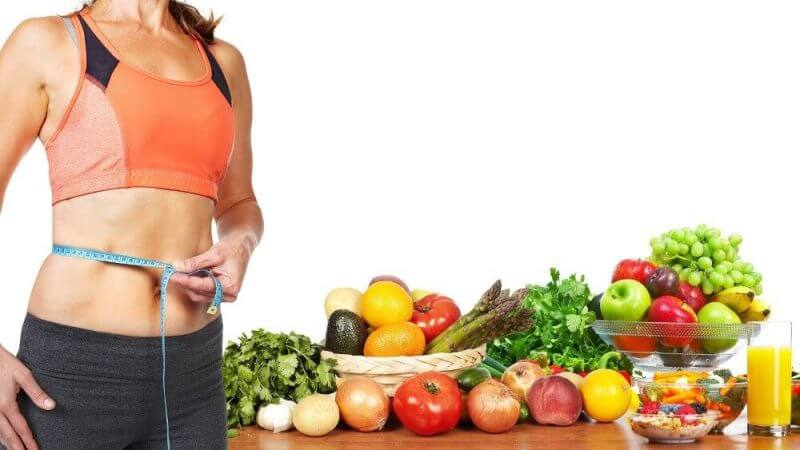 weight loss and foods
