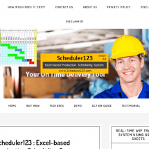 Scheduler123 Review - Worthy or Scam? Read Before You Buy!