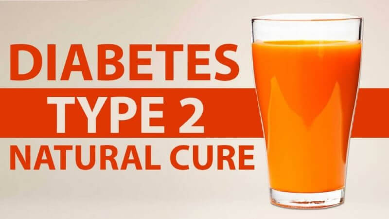 diabetes type natural cure