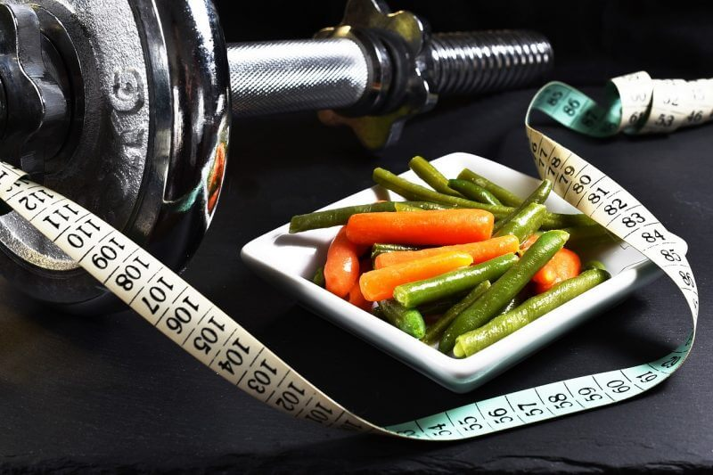 Healthy Food & Exercise