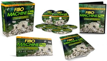 Books and DVDs of Fibo Machine pro