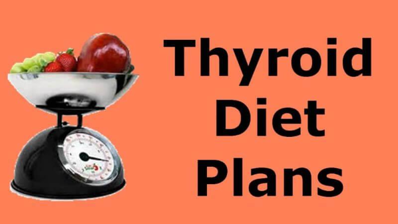 thyroid diet plans