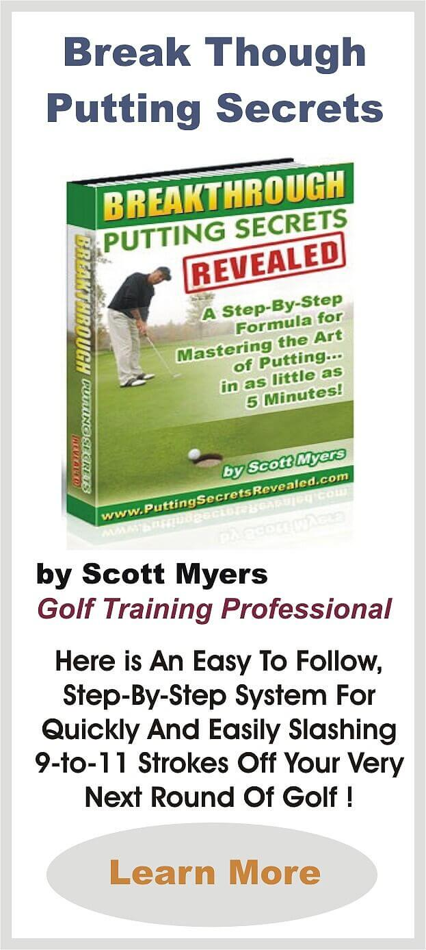 breakthrough putting secrets