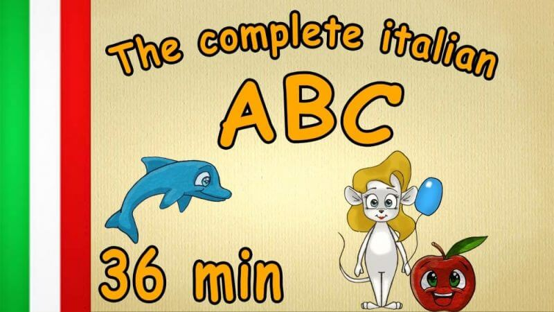 the complete italian and abc