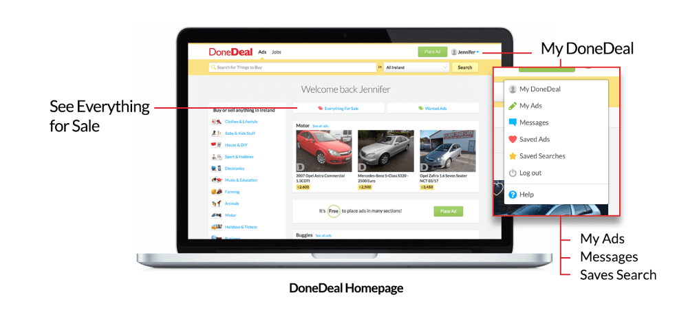 Done Deal Website Review