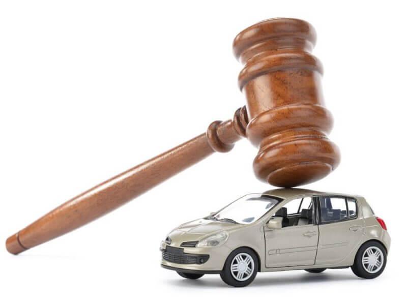 car on auction