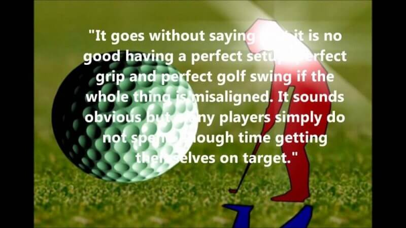 golfing information