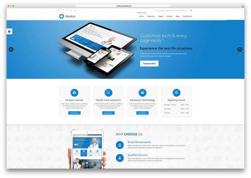 niche website templates review