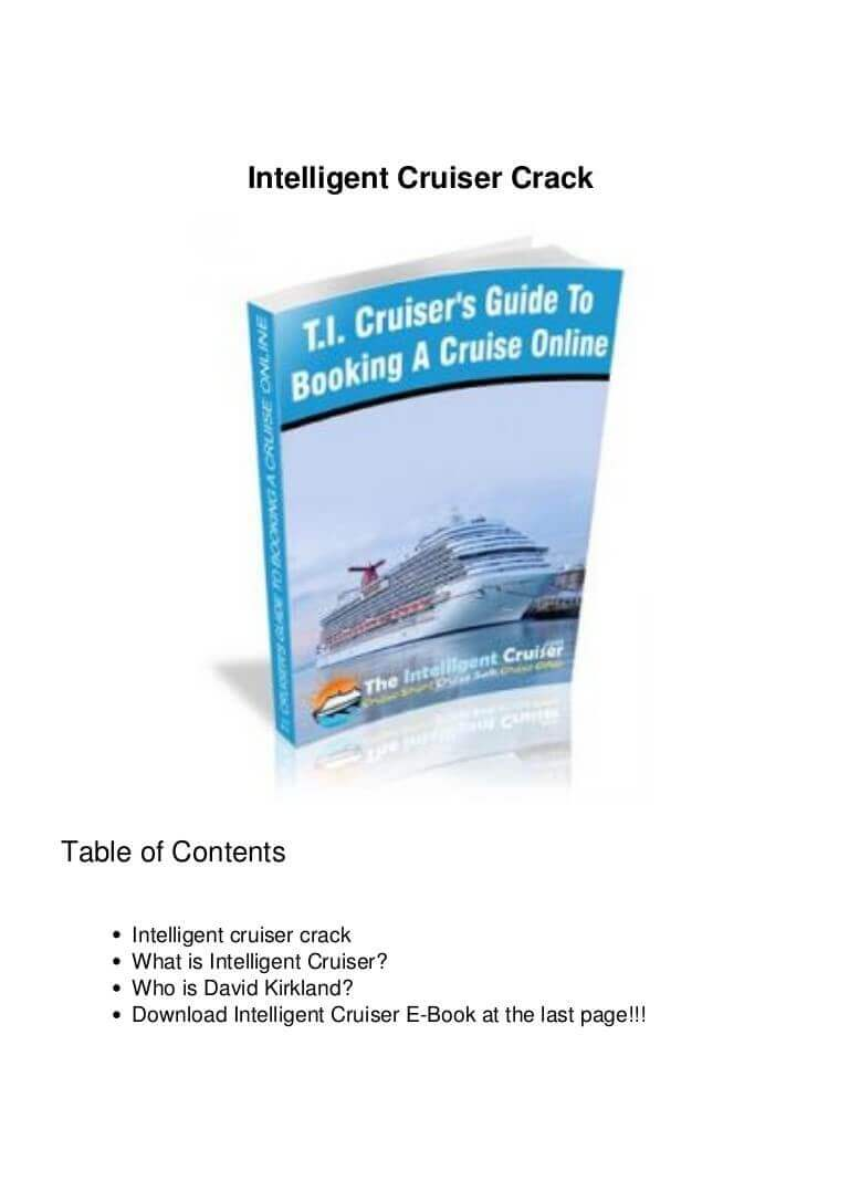 inteligent cruise review