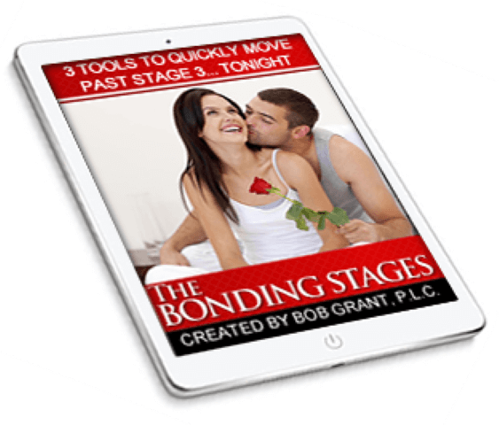 Bonding Stages bonus 1 cover