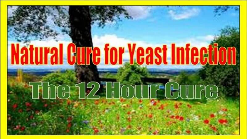 Natural Cure for Yeast Infection Review - Read Before You Buy!
