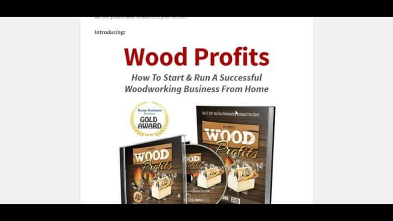 wood profits review