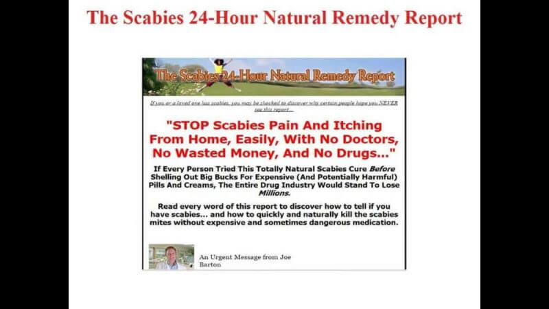 scanies 24 hour natural remedies