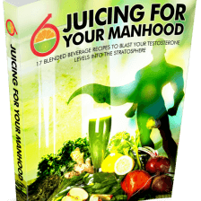Juicing For Your Manhood (Testo) Review - Read This First!!!