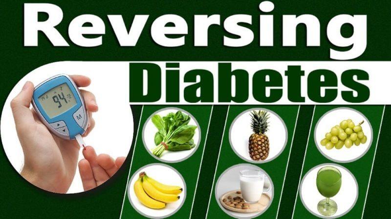 reverse diabetes food