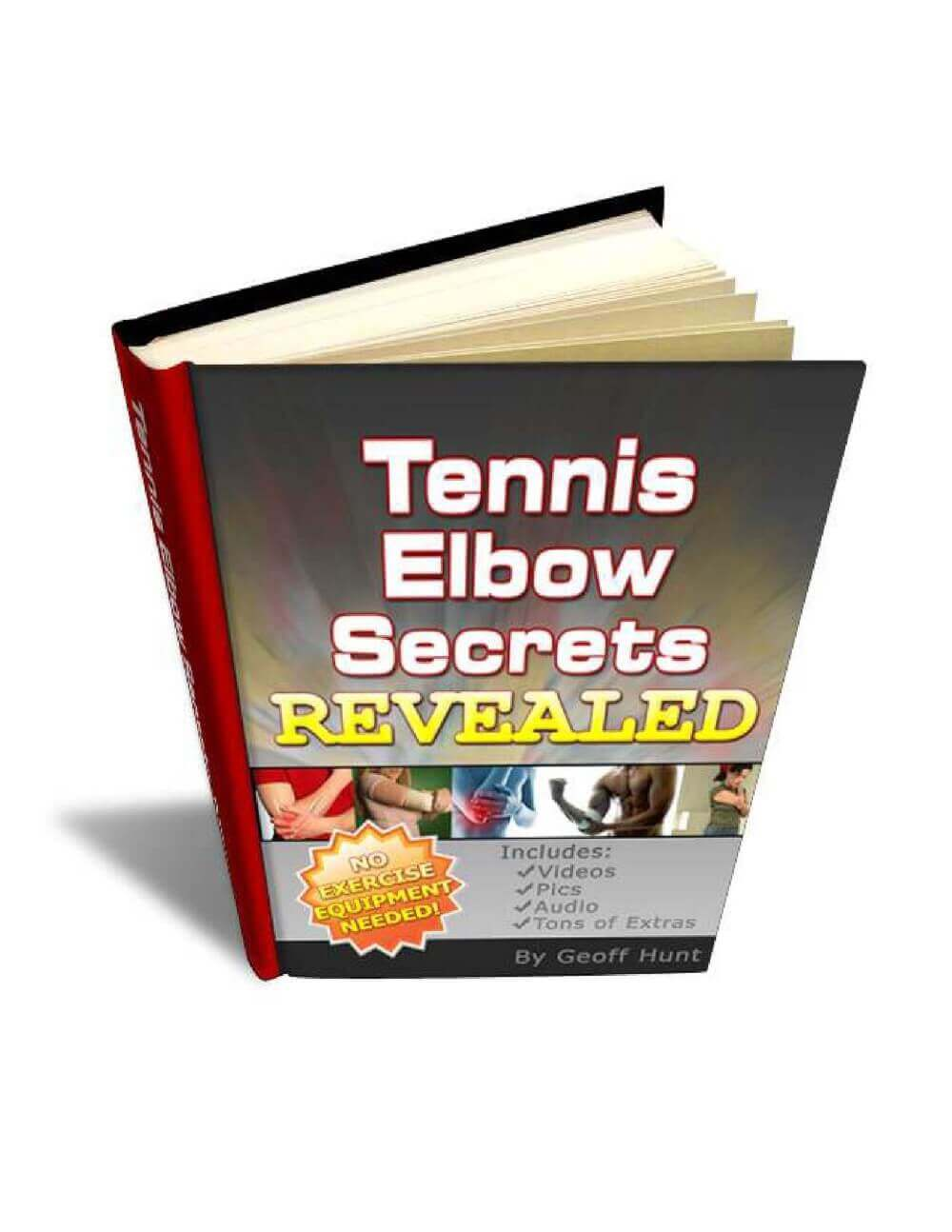 Tennis Elbow Secrets Revealed  In Depth Review