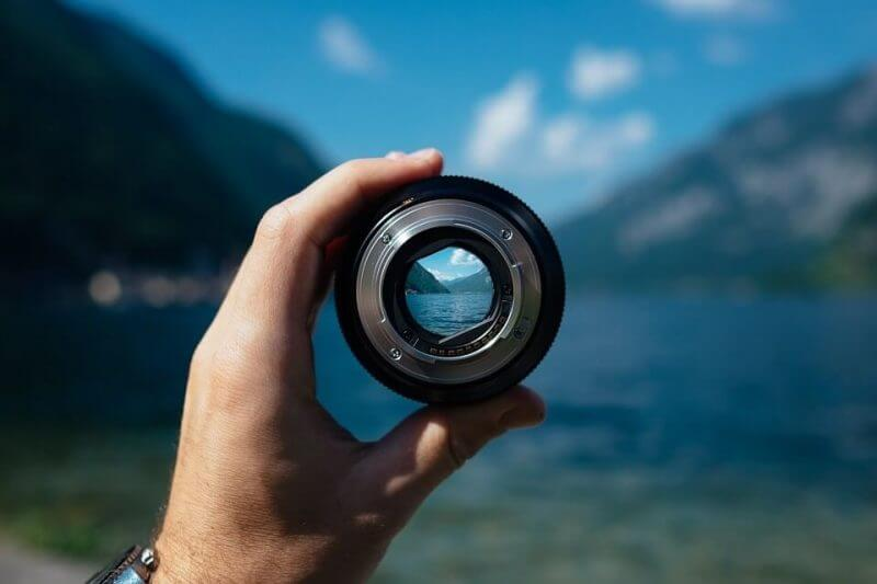 focus lense