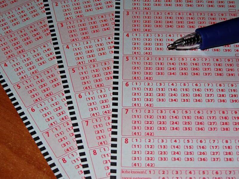lotto tables