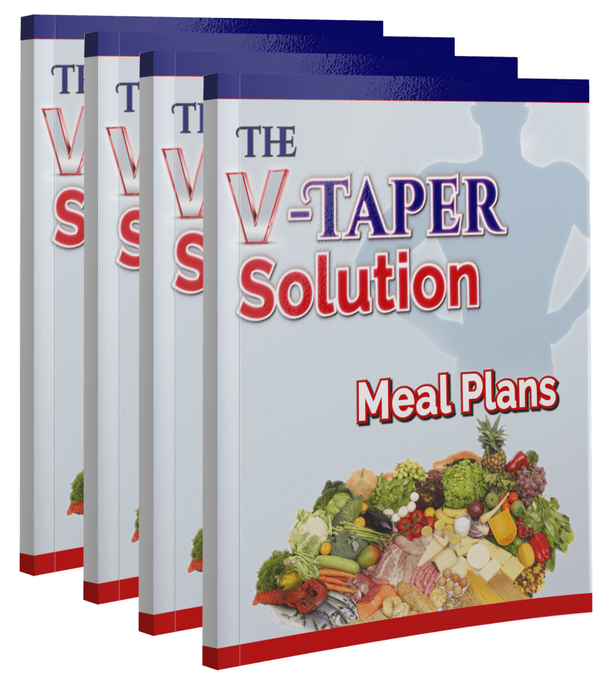 V-taper solution meal plans